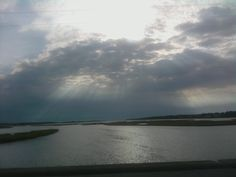 One of my favorites, the bridge to emerald Isle, NC
