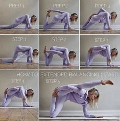 Having fun with this funky balancing pose. Wanna try it out? Start with some prep work: lizard, quad stretch, a core strengthening like the… Yoga Bewegungen, Yoga Moves, Yoga Flow, Yoga Exercises, Yoga Meditation, Yoga Workouts, Yoga Routine, Yoga Fitness, Easy Fitness