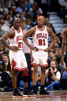 Jordan and Rodman.