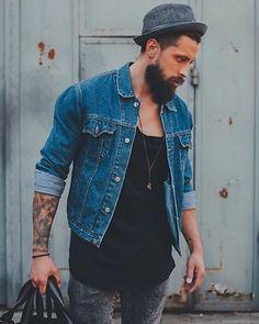 Nice style via modaparahomens
