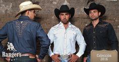 Encuentra nuestra línea completa de camisas vaqueras ingresando a nuestra página: www.rangers.com.mx