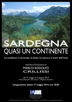 """Mostra fotografica """"Sardegna quasi un continente"""" di Marco Rodolfo Crillissi"""