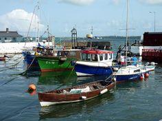 Cobh Harbor, Cork, Ireland Cork Ireland, Boats, Car, Automobile, Boating, Vehicles, Ships, Cars, Boat