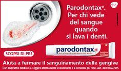 Ti capita di vedere del sangue mentre ti spazzoli i denti?