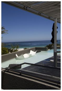 can't wait for the honeymoon!! POD Hotel by Greg Wright Architects | Camps Bay, South Africa