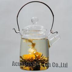 blooming flower tea - Google Search