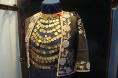 19th c women's costume at the Khan's palace
