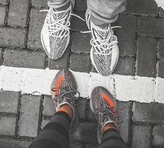 adidas superstar iridescent people wearing adidas yeezy boost 350 turtle dove