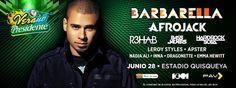 La frescura de Cerveza Presidente se desbordará en el Estadio Quisqueya, con la celebración del festival electro pop Barbarella 2013.