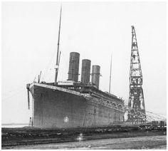 RMS Titanic - Galeria 1912