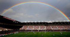 The Brittania Stadium, home of Stoke City FC. Football Youtube, Stoke City Fc, Football Stadiums, Swansea, Major League, Messi, Premier League, Soccer, Places