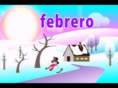 Learn the Months of the Year in Spanish Song - YouTube
