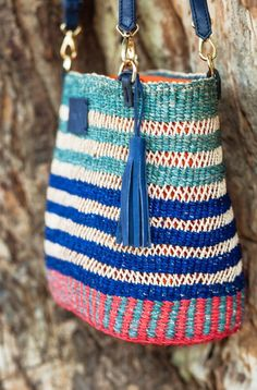 Nica bag made from Raffia AAKS