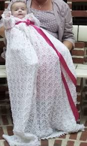 Billedresultat for dåbskjole gå i arv Christening Gowns, Victorian, Baby, Knitting, Crochet, Dresses, Gifts, Fashion, Tricot