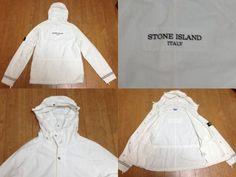 STONE ISLANDストーンアイランド/フーデッドコットンジャケット_画像2