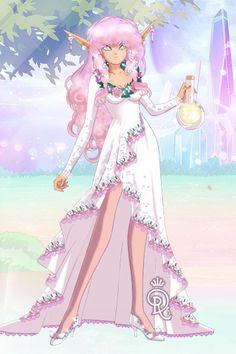 Nauxy(adopted from @PinkRobin) by Lolitakitten ~ Sailor Moon Dress Up