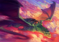 If this fab #illustration by Nicholas Kole is anything to go by, Pete's Dragon will be epic!