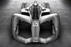 Spark's sleek new electric race car proves Formula E isn't a flash in the pan