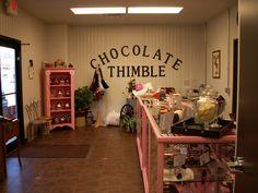 The Chocolate Thimble - Huntertown, IN