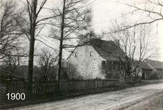La maison Brignon-Lapierre, 4251, boul. Gouin Est, Montréal (vers 1900) Montreal Ville, Canada, Photos Du, Hui, Outdoor, Vintage, Old Houses, Old Homes, Antique Pictures