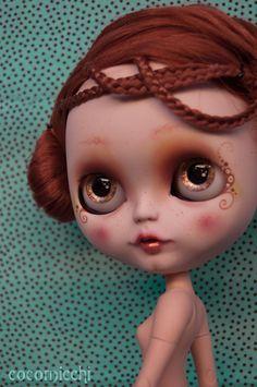 custom Blythe doll by cocomicchi by cocomicchi on Etsy