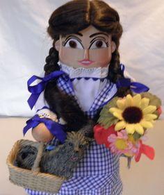 Signed Steinbach Nutcracker-Dorothy-Wizard of Oz