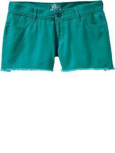 "Women's Denim Cut-Off Shorts (3"") | Old Navy"