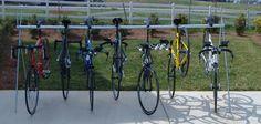 The Triathlon Bike Rack - A Portable, Temporary Bicycle Racking ...