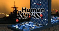 Awhile backwe played this game (see video below) at youth group– Human Battleship. It was so much fun! Your youth group willlove it too! It's one they can play over and over. In fact…