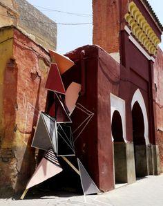 Clemens Behr - Awaln Art Festival, Marrakech, Morroco (2011)