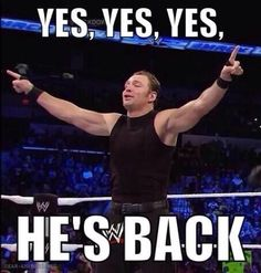 I love it <3 Dean Ambrose