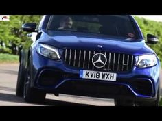 New Mercedes-AMG GLC 63 S Coupe 2018 review New Mercedes Amg, Car Magazine, Luxury Life, Hot Cars, Supercars, Luxury Cars, Cutaway, Fancy Cars, Luxury Living