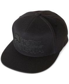 a2b7c9bede7 Metal Mulisha Men s Origin Fitted Logo Hat - Black L XL Hat Men