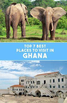 7 Best Places To Visit In Ghana - Travel & Pleasure