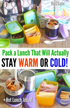 Here's How to Keep School Lunches Lunches Hot or Cold,You can find Lunches and more on our website.Here's How to Keep School Lunches Lunches Hot or Cold, Cold School Lunches, Packing School Lunches, Back To School Lunch Ideas, Kids Lunch For School, Healthy Lunches For Kids, Toddler Lunches, Kids Meals, Cold Lunch Ideas For Kids, Daycare Meals