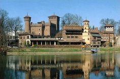 Borgo Medievale - Torino