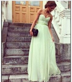 Bridesmade dress color option