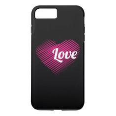 Love Phone Case - Valentines Day - Saint Valentine's Day gift idea couple love girlfriend boyfriend design