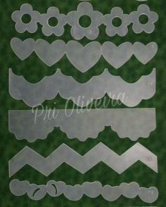 Discover thousands of images about Tânia Márcia Braga Almeida Applique Designs, Embroidery Designs, Boarder Designs, Kiwi Lane Designs, Towel Dress, Fabric Origami, Quilting Rulers, Quilt Border, Making Hair Bows