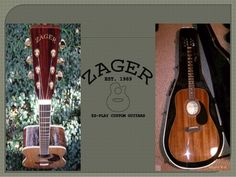 Zager Guitars is very famous in the world. It is made superior quality of wood and hardware is not compared to other smaller guitars.