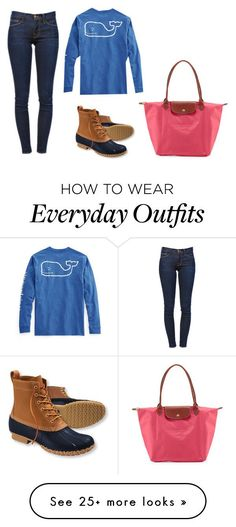 a9e57b7b4ed7 Everyday Outfit by katemcdonald524 on Polyvore featuring Frame Denim