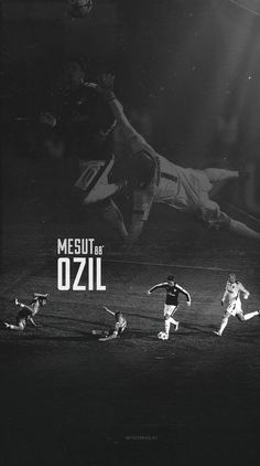 Great Tips To Help You Become A Better Soccer Player. This article is for anyone who wants to learn about soccer. Since you want to improve your soccer skills, you will learn some new tips contained in this ar Ozil Mesut, Mesut Ozil Arsenal, Messi And Ronaldo, Cristiano Ronaldo Cr7, Good Soccer Players, Football Players, Arsenal Fc, Arsenal Wallpapers, Soccer Poster
