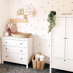 Ikea Baby Room, Ikea Baby Nursery, Baby Bedroom, Baby Boy Rooms, Baby Room Decor, Nursery Room, Kids Bedroom, Ikea Girls Room, Small Baby Nursery