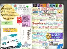 love this way of doing a planner, I might actually use it!