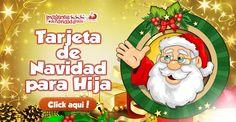 (LO + NUEVO)  Tarjeta de Navidad para Hija ░▒▓██► http://imagenesdenavidad.gratis/tarjeta-de-navidad-para-hija/