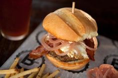 #80 Lola, B Spot Burgers, Ohio, Various Locations; Detroit from The 101 Best Burgers in America