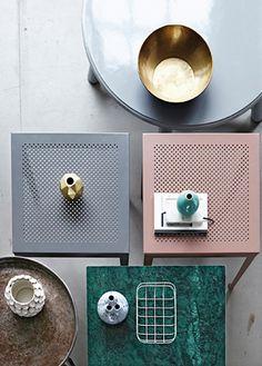 Bonitas mesas de #Housedoctor #mueblenórdico #estilonordico