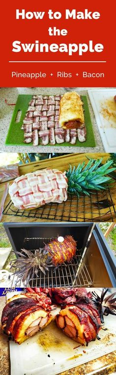 Swineapple: Hollowed-Out Pineapple Stuffed with Ribs Wrapped in Bacon,DIY,How-to,homemade,how,how to fix,how to repair,0% APR,credit card with 0% Apr,0% interest,Credit card 0% interest,Mesothelioma Law Firm,Donate Car to Charity California,Donate Car for