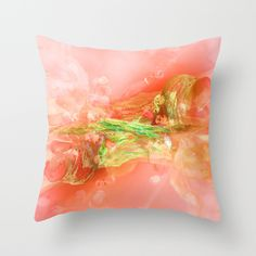 Buy Abstract orange paint by Christine baessler as a high quality Throw Pillow. Worldwide shipping available at Society6.com. Just one of millions of products available.