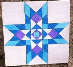 barn quilt patterns | Art for your barn.....